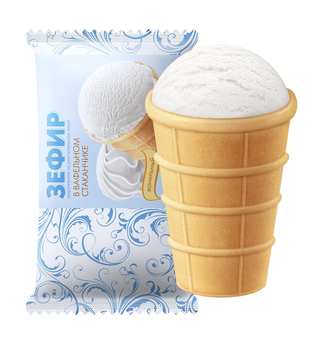 Как сделать стаканчики для мороженого